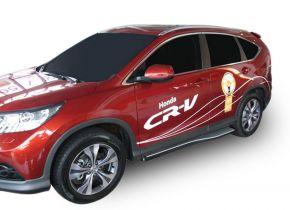 Barras de paso lateral para Honda Crv OE Style 2012-