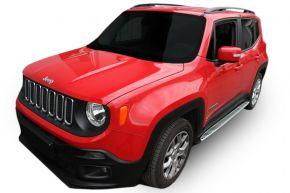 Barras de paso lateral para Jeep Renegade 2014-up