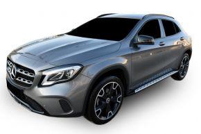 Barras de paso lateral para Mercedes GLA X156 2015-up