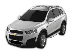 Barras de paso lateral para Chevrolet Captiva 2012-2018