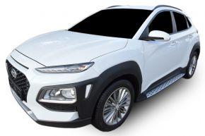 Barras de paso lateral para Hyundai Kona 2017-up