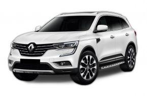 Barras de paso lateral para Renault Koleos 2016-up