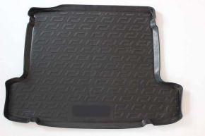 Alfombrillas de maletero a medida para BMW BMW X1 Bmw X1 E84 2009-2015