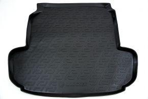 Alfombrillas de maletero a medida para PEUGEOT 408 SEDAN 2012-