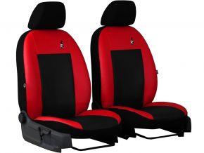 Fundas de asiento a medida de Piel ROAD FIAT FIORINO IV 1+1 (2008-2011)