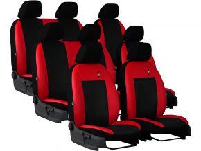 Fundas de asiento a medida de Piel ROAD FIAT SCUDO II 8p. (2007-2016)