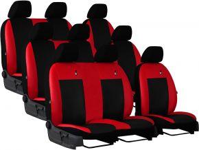 Fundas de asiento a medida de Piel ROAD MERCEDES VITO W447 9p. (2014-2020)