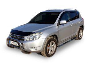Marcos laterales de acero inoxidable para Toyota Rav4 2006-2012