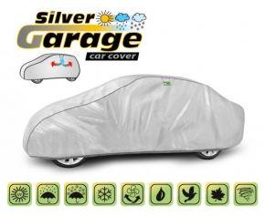Funda sombreadora y contra la lluvia SILVER GARAGE sedan Jaguar X-Type 425-470 cm