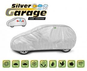 Funda sombreadora y contra la lluvia SILVER GARAGE hatchback Subaru Justy 355-380 cm
