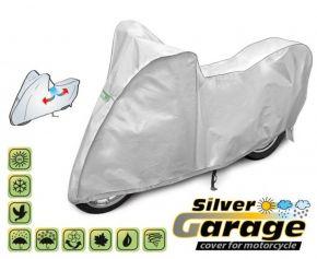 Funda para moto SILVER GARAGE 240-265 cm