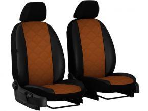 Fundas de asiento a medida Piel con impresión CITROEN JUMPER II 1+1 (2006-2015)