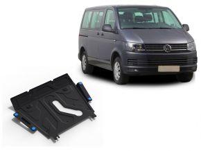 Protectores  de motor y caja de cambios Volkswagen  T5 (Caravelle; Multivan; Transporter) se adapta todos motores 2003-2010, 2010-2015, 2015-