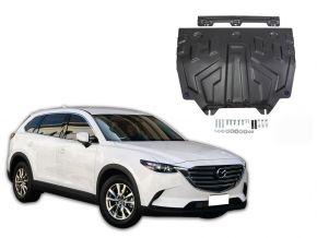 Protectores  de motor y caja de cambios Mazda CX-9 2,5 2017-