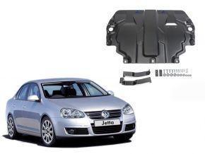 Protectores  de motor y caja de cambios Volkswagen  Jetta se adapta todos motores 2009-2017
