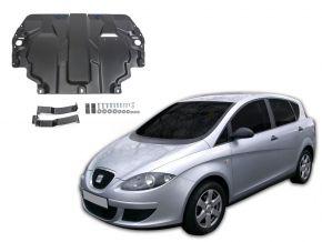 Protectores  de motor y caja de cambios Seat Toledo III 1,6; 2,0TDI 2004-2009