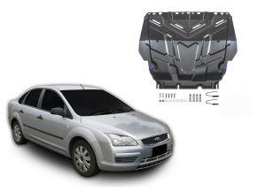 Protectores  de motor y caja de cambios Ford  Focus II se adapta todos motores 2005-2011