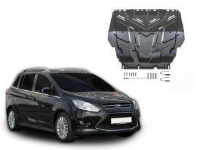 Protectores  de motor y caja de cambios Ford  Grand С-Max se adapta todos motores 2010