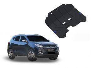 Protectores  de motor y caja de cambios Hyundai  ix35 se adapta todos motores 2010-2015
