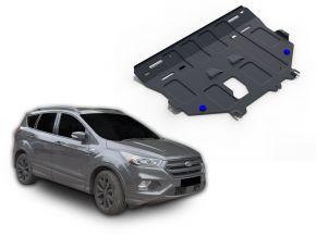 Protectores  de motor y caja de cambios Ford Kuga 1,5 Ecoboost; 1,6; 2,5 2016