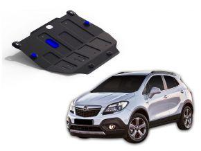 Protectores  de motor y caja de cambios Opel Mokka 1,4; 1,8 2012-2016