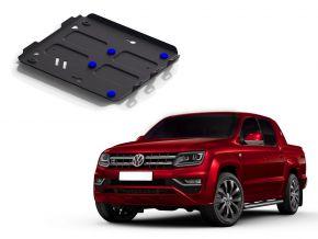 Motor de acero y tapa del radiador para Volkswagen Amarok 2,0TDI; 3,0TDI 2010-2016 , 2016-