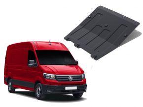 Protectores  de motor y caja de cambios Volkswagen Crafter 2,0 TDI FWD/2,0 TDI 4WD 2017