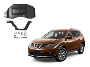 Tapa de diferencial de acero Nissan X-Trail 4WD 2,0; 4WD 2,5 (solo para motor el especificado!), 2015-