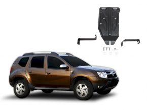 Tapa de diferencial de acero Dacia Duster 4WD 1,5d; 4WD 1,6; 4WD 2,0, 2010-2015; 2015-2018