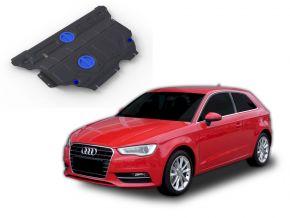 Protectores  de motor y caja de cambios Audi A3 FWD/4WD 1,2TSI; FWD/4WD 1,4TFSI; FWD/4WD 1,8TFSI; FWD/4WD 1,8TSI 2012-