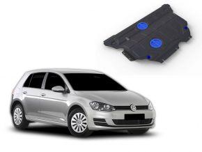 Protectores  de motor y caja de cambios Volkswagen Golf VII 1,2TFSI; 1,4TFSI (122hp) 2013-