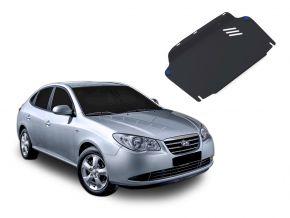 Protectores  de motor y caja de cambios Hyundai Elantra 1,6; 2,0 2007-2011