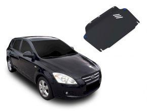 Protectores  de motor y caja de cambios Kia Ceed / Ceed SW / Pro Ceed 1,4; 1,6; 2,0 2007-2012
