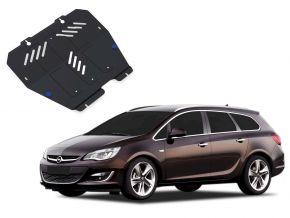 Protectores  de motor y caja de cambios Opel Astra Family 1,4; 1,6; 1,8 2012-