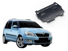 Protectores  de motor y caja de cambios Skoda Rооmster se adapta todos motores 2006-2015