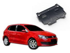 Protectores  de motor y caja de cambios Volkswagen Polo 1,2; 1,4; 1,6 2005-2010, 2010-2014