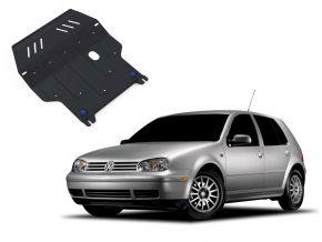 Protectores  de motor y caja de cambios Volkswagen Golf IV se adapta todos motores 1998-2005