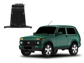 Protectores  de motor y caja de cambios Lada 4x4 / Niva / Taiga / Urban se adapta todos motores 2001-2015; 2015-