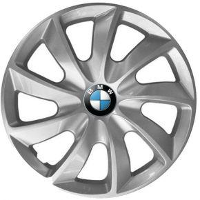 """Tapacubos para BMW 14"""", STIG GRIS LACADO 4 pzs"""