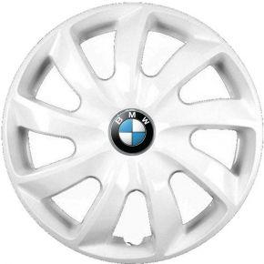 """Tapacubos para BMW 15"""", STIG BLANCO LACADO 4 pzs"""