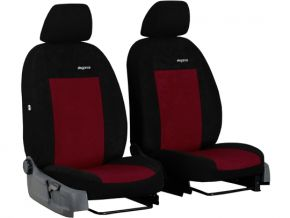 Fundas de asiento a medida Elegance FIAT SCUDO II 1+1 (2007-2016)
