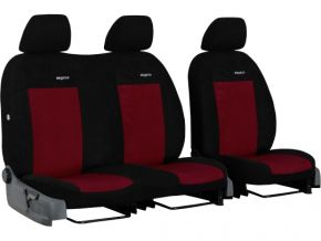 Fundas de asiento a medida Elegance FORD TRANSIT V 2+1 (2000-2006)