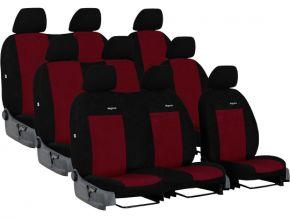Fundas de asiento a medida Elegance FIAT SCUDO II 9p. (2007-2016)