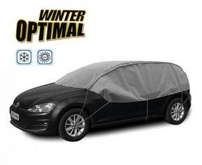 Funda protectora INVIERNO OPTIMAL para los vidrios y el techo del auto Seat Ibiza 275-295 cm