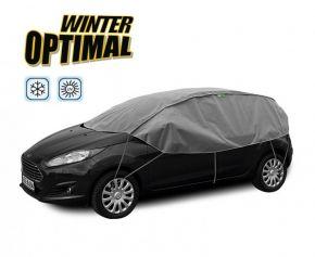 Funda protectora INVIERNO OPTIMAL para los vidrios y el techo del auto Seat Mii 255-275 cm