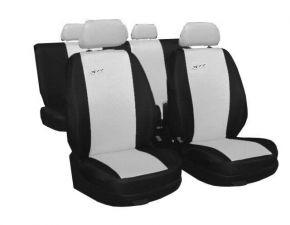 Fundas de asiento universales XR gris claro
